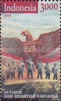 [The 50th Anniversary of the Day of Sacred Pancasila, Typ DPG]