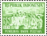 [The 1st General Indonesian Elections, Typ FG]