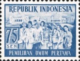 [The 1st General Indonesian Elections, Typ FI]
