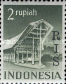 [Buildings - No. 45-50 Overprinted