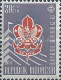 [The 10th World Scout Jamboree, Manila, Typ IV]