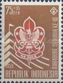 [The 10th World Scout Jamboree, Manila, Typ IX]