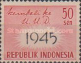 [Re-adoption of 1945 Constitution, Typ JA]