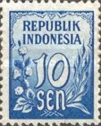 [Numeral Stamps, Typ O5]