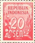 [Numeral Stamps, Typ O8]
