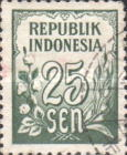 [Numeral Stamps, Typ O9]