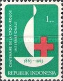 [The 100th Anniversary of Red Cross, Typ OX]