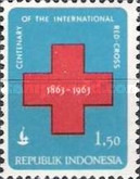 [The 100th Anniversary of Red Cross, Typ OY]