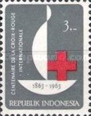 [The 100th Anniversary of Red Cross, Typ OZ]