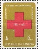 [The 100th Anniversary of Red Cross, Typ PA]