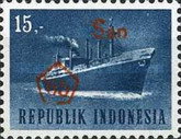 [Transport and Traffic - Overprinted '65 and Surcharged with New Currency, Typ TE]