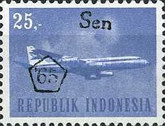 [Transport and Traffic - Overprinted '65 and Surcharged with New Currency, Typ TF]