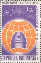 [The 40th Anniversary of Bosscha Observatory, Typ XD]