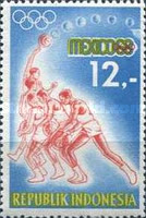 [Olympic Games - Mexico City, Mexico, Typ XH]