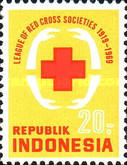 [The 50th Anniversary of League of Red Cross Societies, Typ XY]