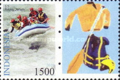 [Extreme Sports - Personalized Stamps, type YBS]