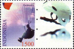[Extreme Sports - Personalized Stamps, type YBT]