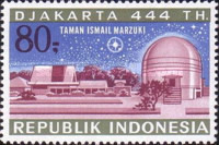 [The 444th Anniversary of Jakarta, type ZY]