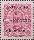 [Mozambique Postage Stamps Issue of 1894 Overprinted