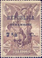 [Timor Postage Stamps Surcharged & Overprinted