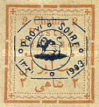 [Not Issued Stamps Overprinted, Typ ANT1]