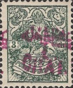 [Stamps of 1903 Surcharged, Typ AOQ]