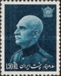 [The 60th Anniversary of the Birth of Reza Shah Pahlavi, 1878-1941, Typ AXY6]