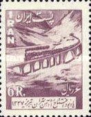 [Completion of the Tehran-Tabriz Railway Link, Typ BED]