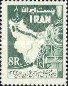[Completion of the Tehran-Tabriz Railway Link, Typ BEE]
