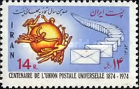 [The 100th Anniversary of the UPU - Universal Postal Union, Typ BYV]