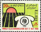 [World Telecommunication Day, type CHE]