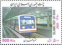 [Trains - Tehran Subway, Typ DPP]