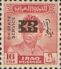 [King Faisal II - Iraq Official Stamps of 1948-1958 Overprinted, Typ AF9]