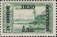 [Turkish Postage Stamps Surcharged, type A14]