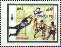[Football World Cup - France (1998), Typ AAQ]