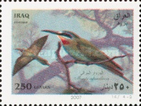 [Birds of Iraq, Typ AFS]