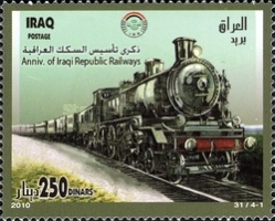[Iraqi Railways, Typ AHK]