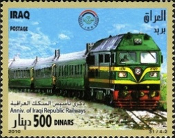 [Iraqi Railways, Typ AHL]