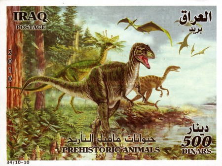 [Dinosaurs, type AIF]