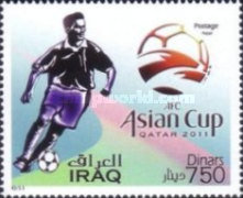 [Football - Asian Cup, Typ AJB]