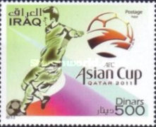 [Football - Asian Cup, Typ AJC]