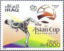 [Football - Asian Cup, Typ AJD]