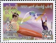 [Olympic Games - London, England, type ALQ]