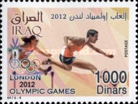 [Olympic Games - London, England, type ALS]