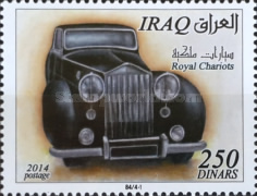 [Classic Cars - Royal Chariots, Typ AOY]