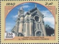 [Different Churches in Bagdhad, type AUX]