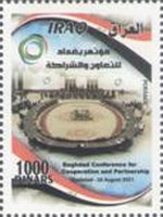 [Baghdad Conference for Cooperation and Partnership, type AWQ]