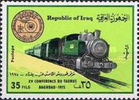 [The 15th Taurus Railway Conference, Baghdad, Typ LZ]