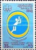[Airmail - Olympic Games - Montreal, Canada, Typ MP]