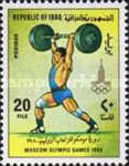 [Olympic Games - Moscow, USSR, Typ QF]
